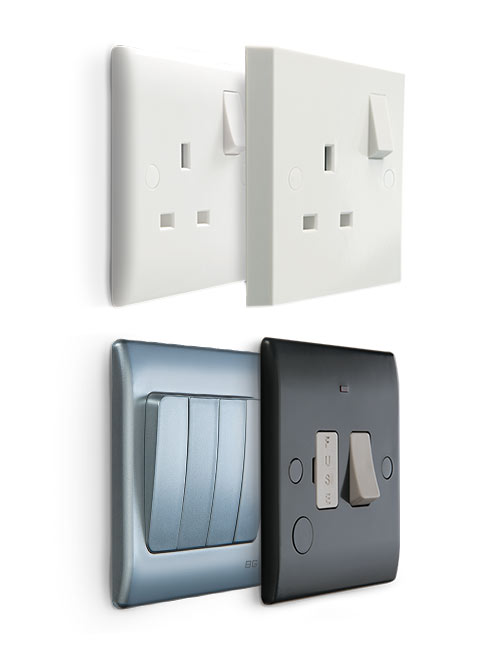 wiring devices accessories and usb sockets bg electrical rh bgelectrical uk home wiring accessories electrical house wiring accessories pdf