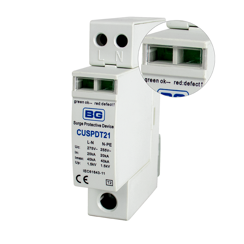 Surge Protection Devices | Circuit Protection | BG Electrical