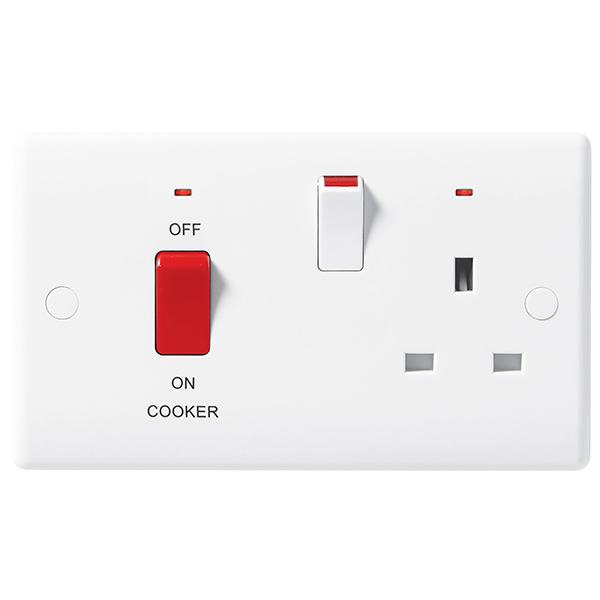 45a cooker switches socket outlets choice image