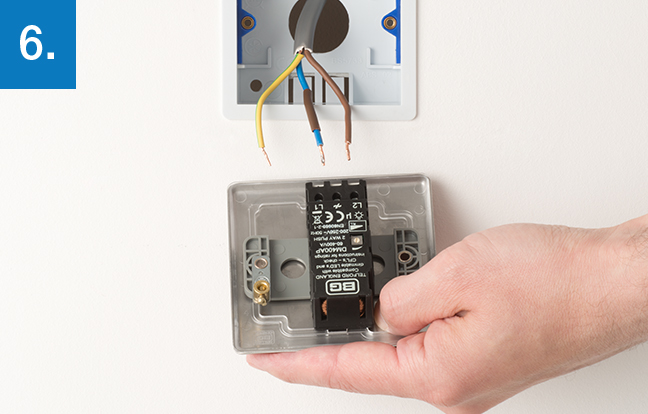 How To Upgrade Dimmer Switch Bg Electrical Accessories