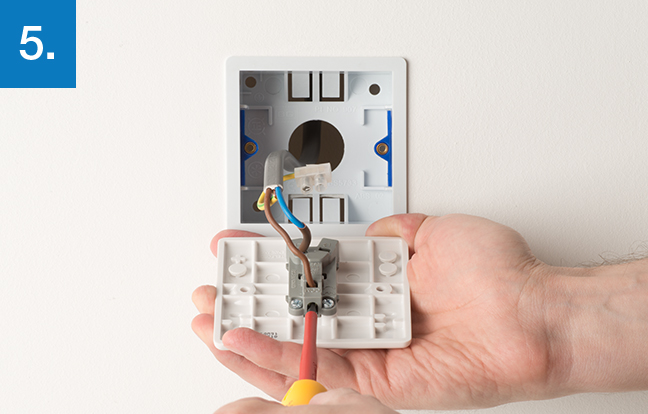 How to upgrade a light switch BG Electrical Accessories